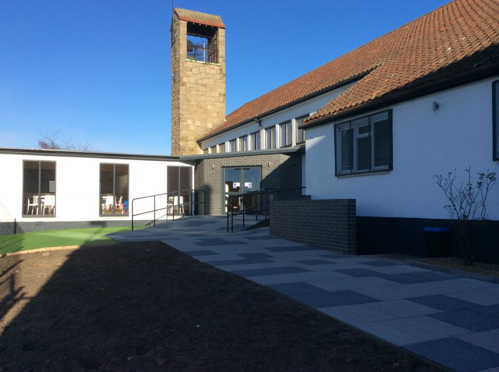 Mayfield and Easthouses Church – The Parish of Newbattle